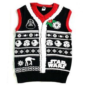 Star Wars Ugly Sweater Vest